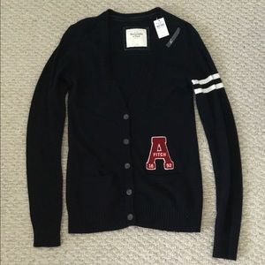 Abercrombie & Fitch Woman Sweater Cardigan